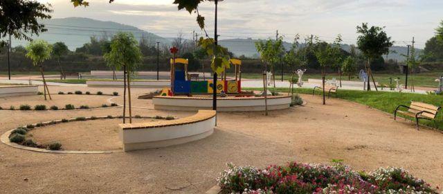 L'Ajuntament d'Alcalà-Alcossebrelicita la construcció de la 2a fase del nou parc i zona verda d'Alcalà
