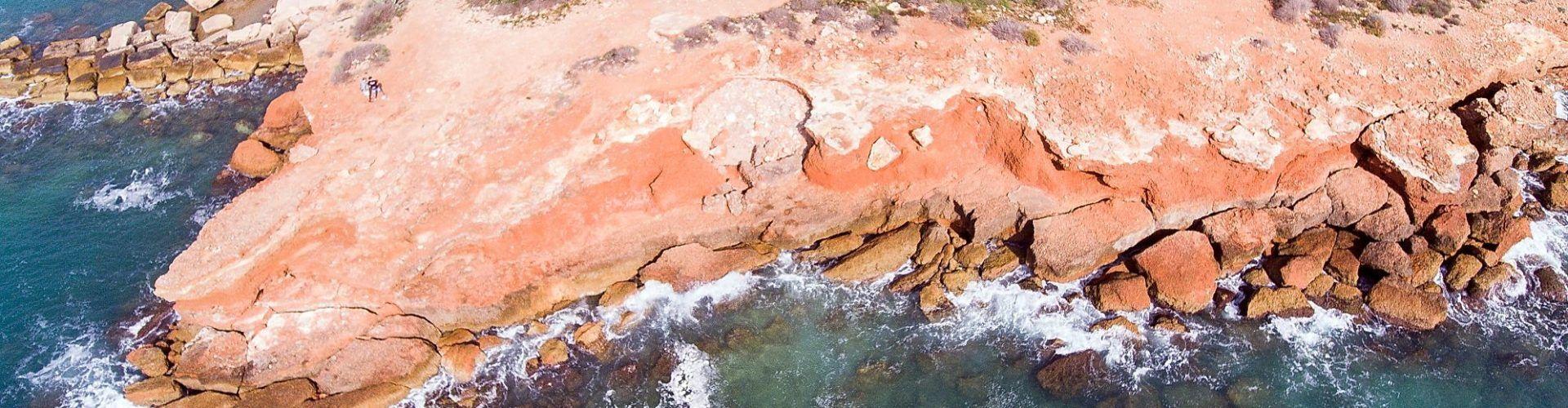 Jaciments arqueològics de Vinaròs afegits a l'inventari de la Conselleria de Cultura (III): Búnker de la punta de les Salines