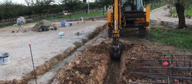 Roca (PSPV-PSOE) critica que l'equip de govern del PP a Tírig estiga fent una pista de pàdel sobre un antic cementeri