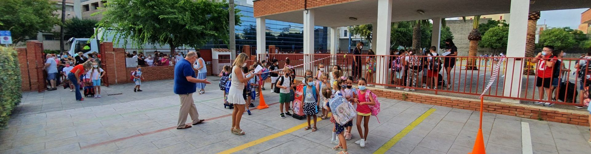 Comença l'activitat lectiva al País Valencià sense incidències