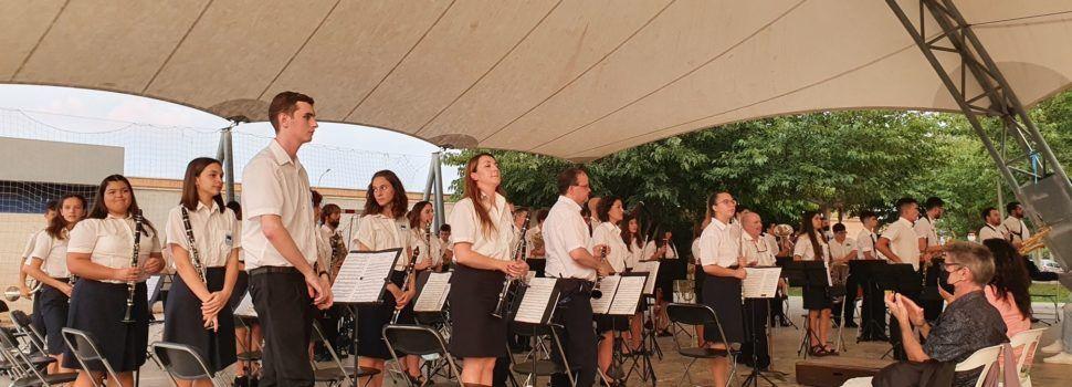 Vídeos i fotos: Terra de música, La Alianza, de Vinaròs