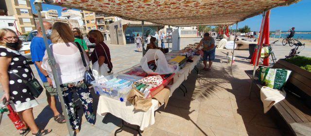Vídeo i fotos: Mercat de boixets a Vinaròs