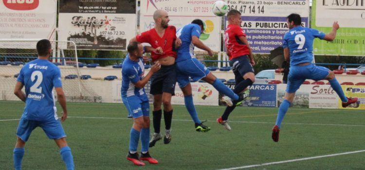 Reparto de puntos entre el Benicarló y el Vinaròs, tras seis temporadas en distintas categorías