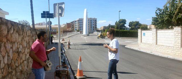 L'Ajuntament millora l'asfalt en diversos punts del municipi