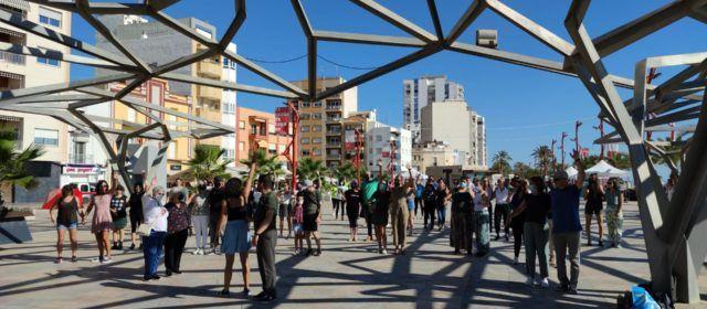 """Fotos: classe de """"Lindy-hop"""" per Gentsana"""