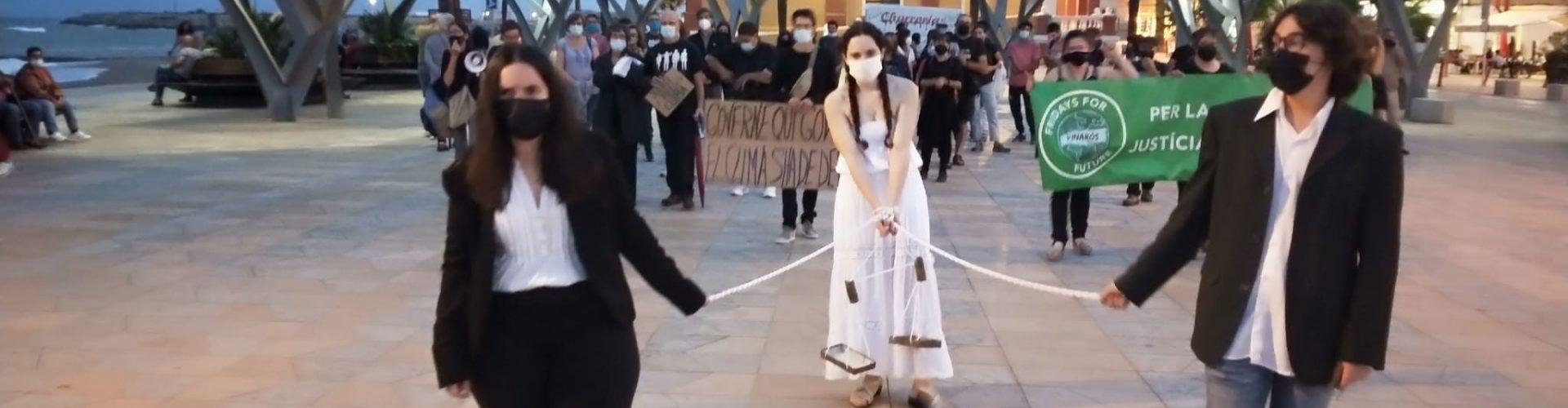 Fridays For Future Vinaròs torna al carrer amb un Judici pel Clima