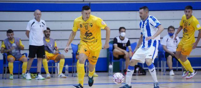 El Peñíscola Globeenergy abre la temporada con victoria en Leganés (1-2)
