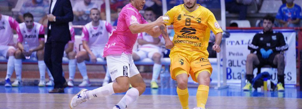 El Peñíscola Globeenergy pierde en Talavera el primer partido de la temporada (3-2)