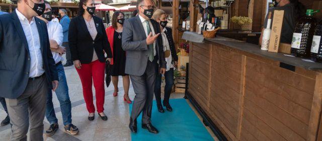 La Generalitat concedeix a Castelló Ruta de Sabor el premi Turisme Comunitat Valenciana per potenciar la imatge turística de la província
