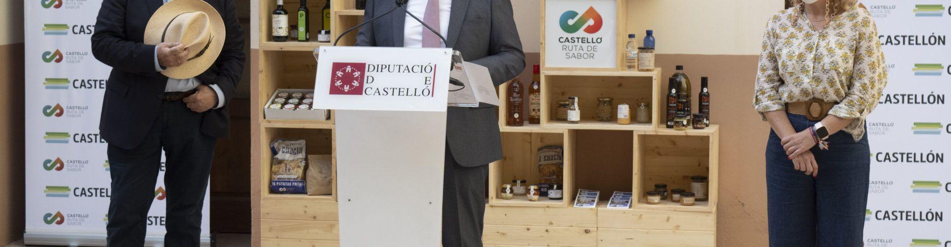 La Diputació promocionarà esta tardor la província de la mà de l'actor Antonio Resines
