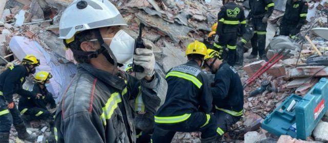 Solución urgente para las personas que se han quedado sin casa tras derrumbarse los apartamentos de Peñíscola