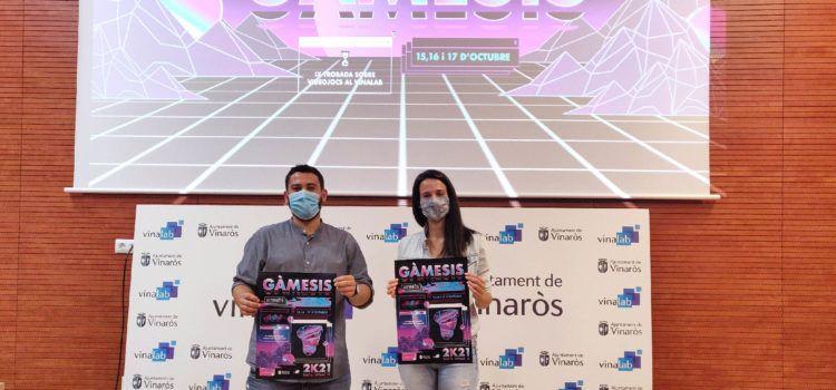 L'Ajuntament presenta el Gàmesis 2K21