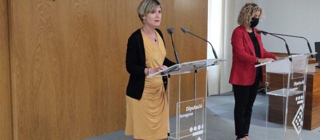 La Diputació de Tarragona lidera la captació de fons europeus Next Generation als municipis de la demarcació