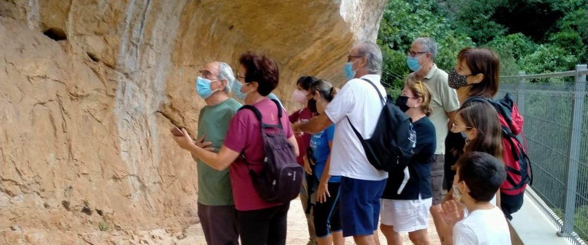 Premi de turisme per al parc cultural Valltorta-Gassulla