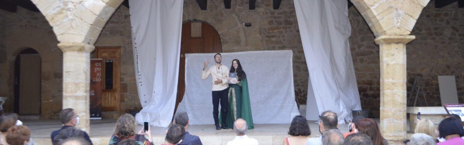 La Fundació Carles Salvador ret homenatge a mossèn Joaquim Garcia Girona