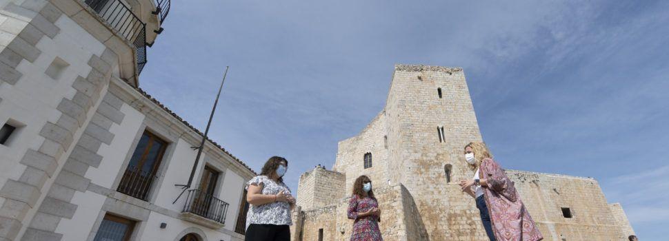 La Diputacióaprofitarà la força del castell de Peníscolaper a presentar els atractius turístics de la província als visitants