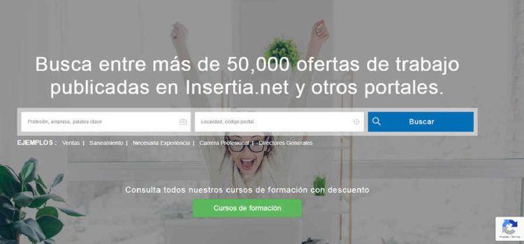 Nou portal d'ocupació i formació d'Insertia.net