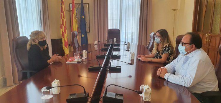 El GAL Maestrat Plana Alta plantea a la Generalitat colaborar para atraer emprendedores y combatir la despoblación