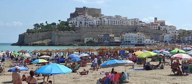 Peñíscola espera un 75% de ocupación hotelera en el mes de septiembre gracias a la agenda cultural y festiva
