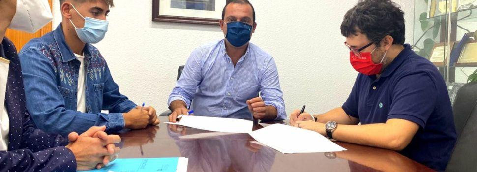 L'Ajuntament de Peníscola signa un conveni amb la Creu Roja per a la col·laboració en el servei d'Ajuda a domicili