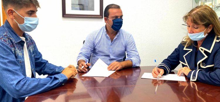 L'Ajuntament de Peníscola reafirma el seu compromís amb l'AECC local