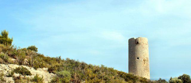 Ben Vist: Torre Badum de Peñíscola