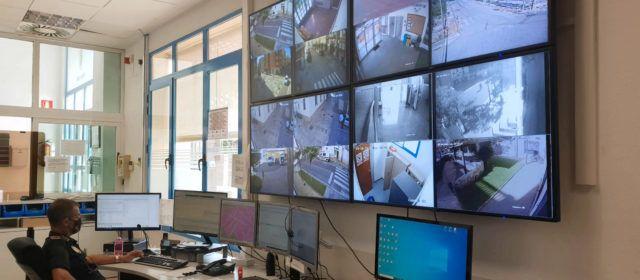 L'Ajuntament desplega una xarxa de càmeres de vigilància a la ciutat