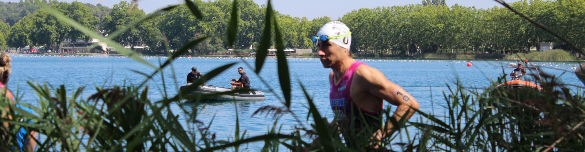 Guillem Segura, un any més entre els 30 millors triatletes nacionals