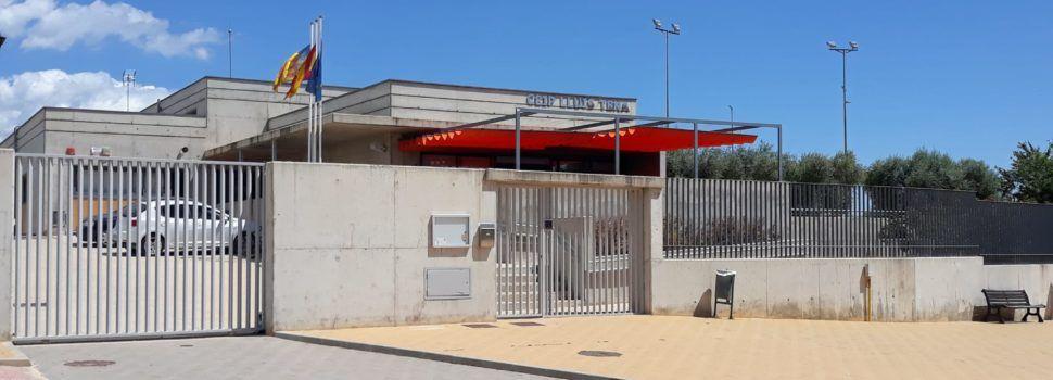 L ´Ajuntament de Sant Jordi es bolca amb el CEIP Lluís Tena per a la millor 'tornada al col·le'