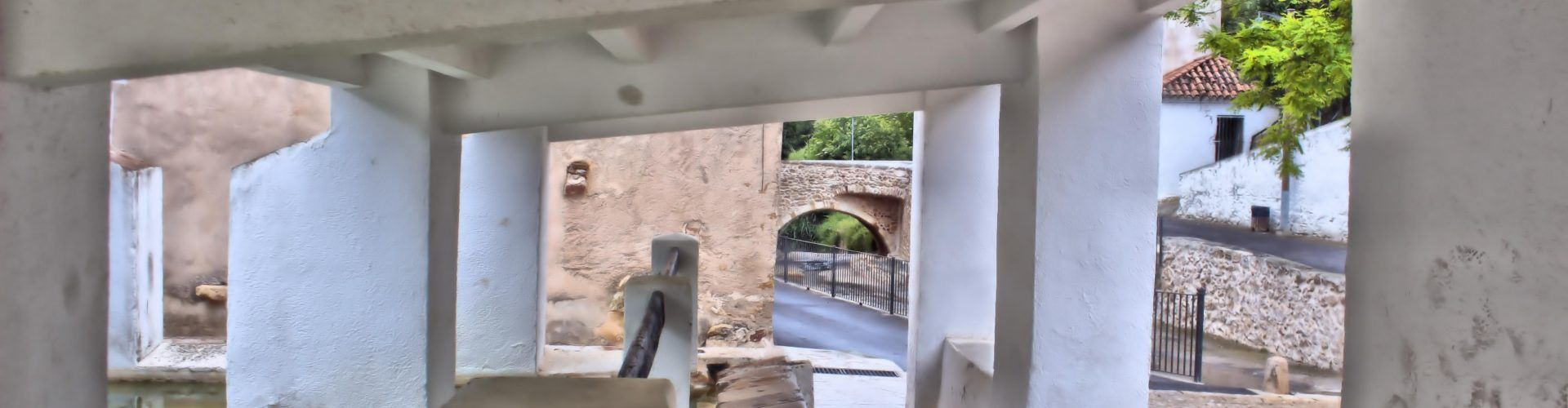Ben Vist: Font de Sant Vicent, Traiguera