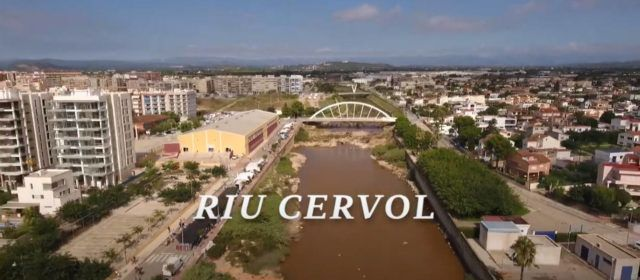 Vídeo: La DANA a Vinaròs, vista per Geo Drone