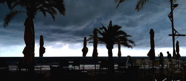 Vídeo i fotos: Plou sobre mullat