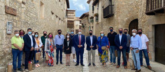 Morella assumeix la presidència de la zona est dels pobles més bonics d'Espanya