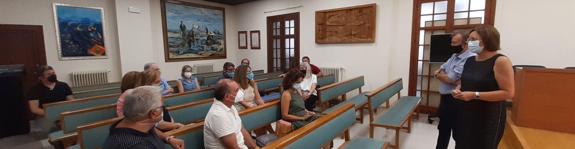 Benicarló tindrà una FP química a la carta adaptada a les necessitats de les empreses