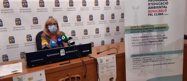 Comença la segona fase del programa de conscienciació ambiental 'Benicarló pel clima'
