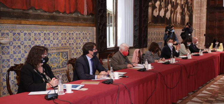 La Diputació de Castelló commemora a Peníscola l'Any Berlanga amb activitats divulgatives i un espectacle pirotècnic