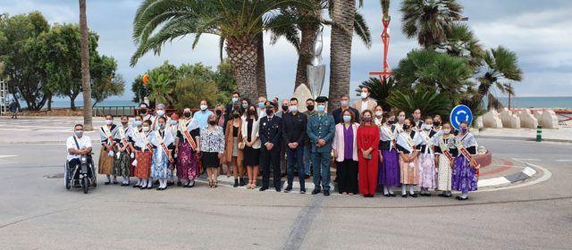 Vídeo i fotos: acte institucional del 9 d'octubre a Vinaròs