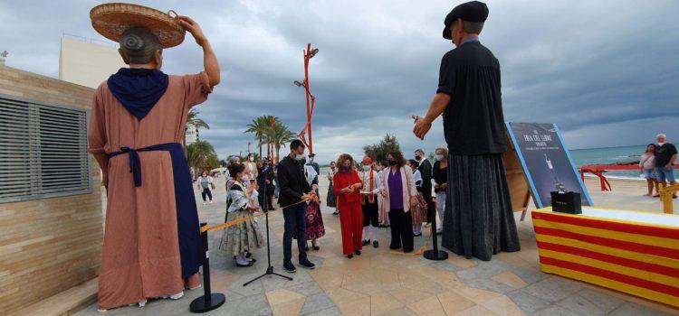 Vídeo: inauguració de la Fira del Llibre de Vinaròs