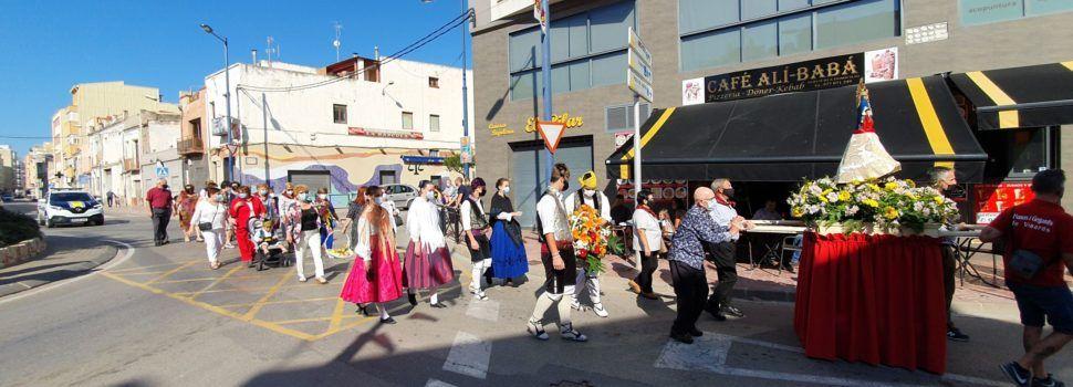 Vídeos i fotos: Festa del Pilar a Vinaròs