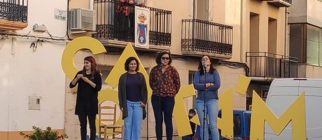 El festival Conta'm, a Canet lo Roig, en fotos