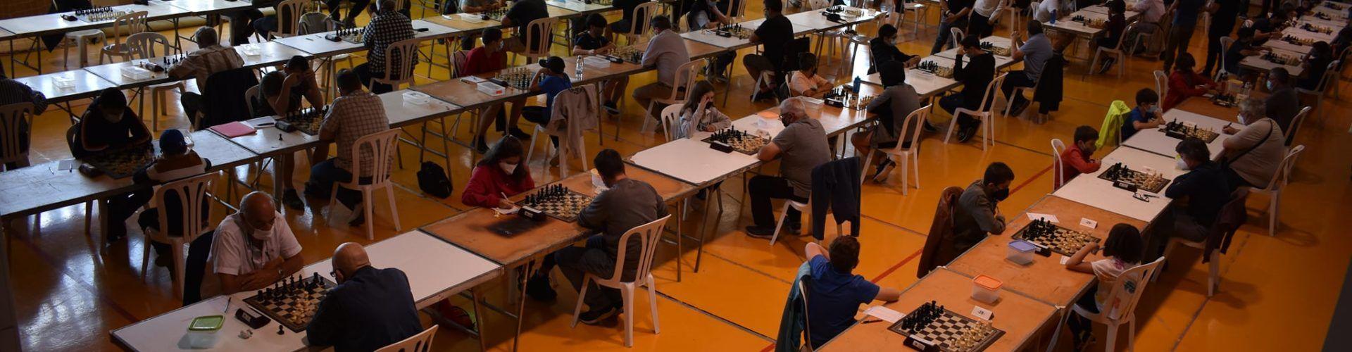 Benicarló pren part del retorn dels escacs presencials