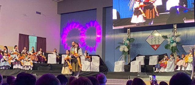 Vídeo i fotos: Acte inaugural de les festes d'octubre d'Alcanar