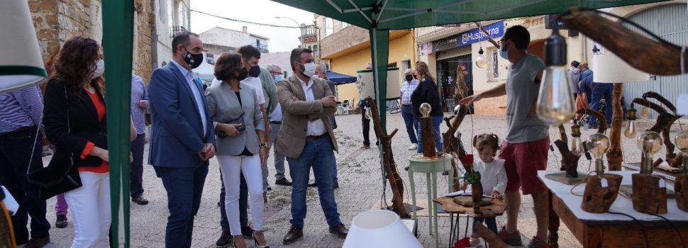 La IX Fira de l'Ametla reactiva el sector cultural i econòmic d'Albocàsser
