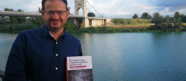 Onada Edicions publica 'El somni trencat', d'Andreu Caralt, la història de la Guerra Civil a Amposta