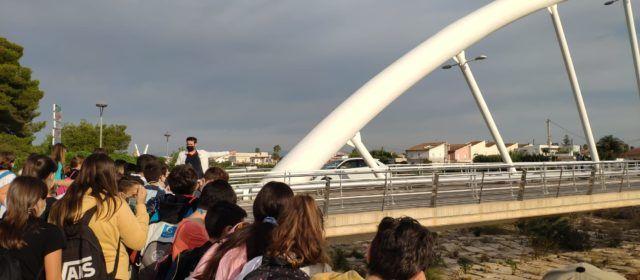 Els ponts del Cervol, a estudi al CEIP Sant Sebastià de Vinaròs