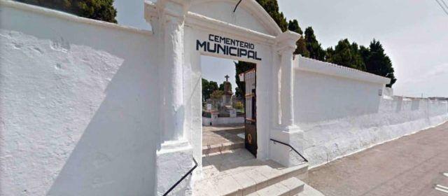 Vinaròs ultima les feines d'adequació al cementeri municipal per al Dia de Tots Sants