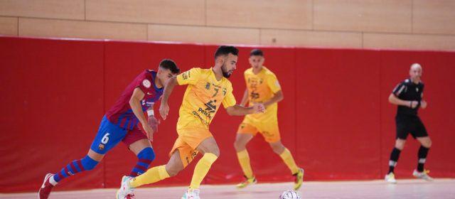El Peñíscola Globeenergy cae goleado en su visita al Barça B (6-2)