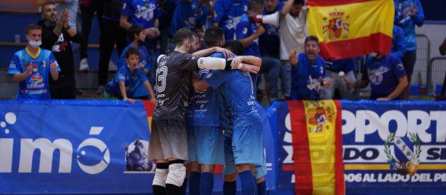 El Peñíscola Globeenergy golea al Calvià y se reencuentra con la victoria (5-0)