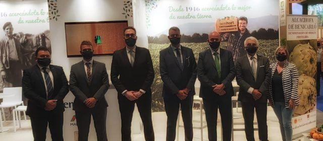 """Edo: """"Fruit Attraction 2021 es un gran escaparate para mostrar la calidad y seguridad alimentaria de nuestros productos"""""""