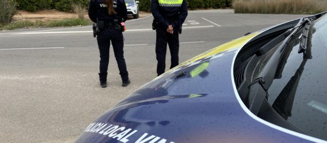 Denúncies de la Policia Local de Vinaròs a diversos conductors